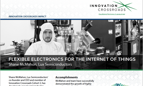 Lux Semiconductor Impact Story